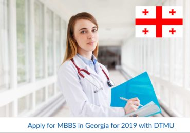Apply for MBBS in Georgia for 2019 with DTMU