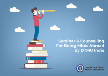 Seminar & Counselling for doing MBBS Abroad by DTMU INDIA