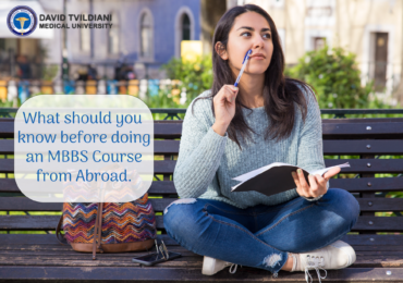 What should you know before doing MBBS from abroad.